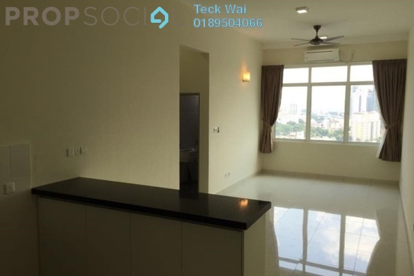 For Rent Condominium at Vue Residences, Titiwangsa Freehold Unfurnished 2R/1B 2.1k