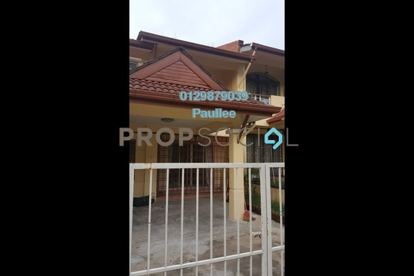 For Rent Terrace at BK5, Bandar Kinrara Freehold Unfurnished 4R/3B 1.5k
