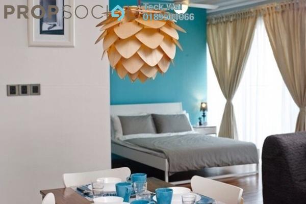 For Rent SoHo/Studio at Ritze Perdana 2, Damansara Perdana Leasehold Fully Furnished 0R/1B 1.85k
