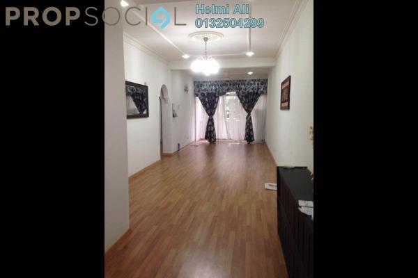 For Sale Apartment at Putri Apartment, Setiawangsa Freehold Semi Furnished 3R/2B 425k