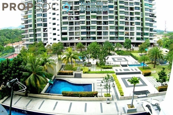 For Sale Condominium at One Damansara, Damansara Damai Leasehold Semi Furnished 3R/2B 475k