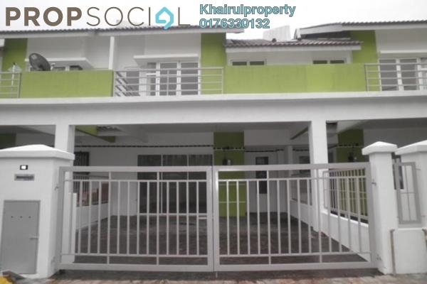 For Rent Terrace at Seksyen 16, Bandar Baru Bangi Freehold Semi Furnished 4R/3B 2k