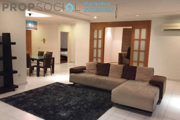 For Rent Condominium at Bayu Angkasa, Bangsar Freehold Fully Furnished 2R/2B 3.8k
