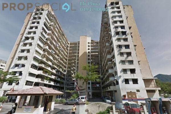 For Rent Condominium at Desa Permata, Farlim Freehold Unfurnished 3R/2B 550translationmissing:en.pricing.unit