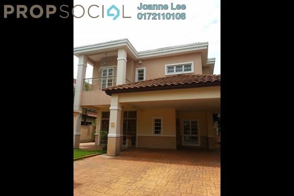 For Rent Condominium at D'Villa, Kota Damansara Leasehold Semi Furnished 5R/6B 5.2k