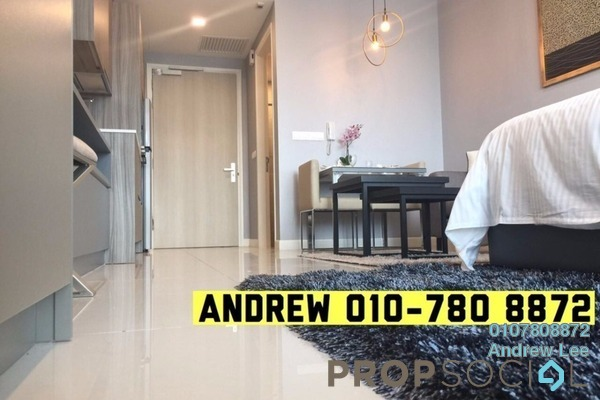 For Rent Condominium at Nadi Bangsar, Bangsar Freehold Fully Furnished 0R/0B 2.5k