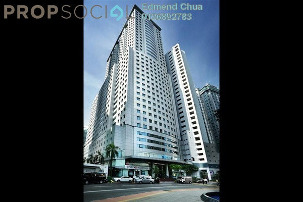 For Rent Office at Wisma UOA II, KLCC Freehold Semi Furnished 0R/0B 6.88k