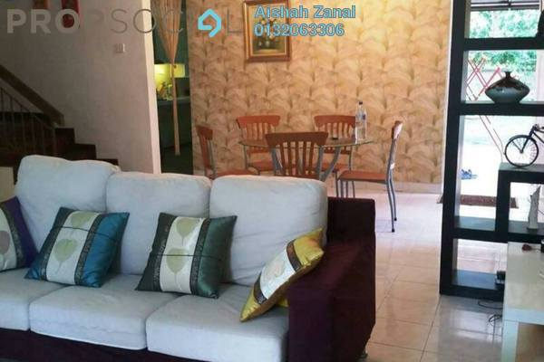 For Sale Terrace at Taman Amanputra, Puchong Leasehold Fully Furnished 3R/4B 640k