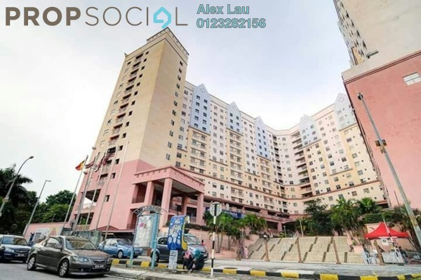 For Rent Condominium at Brunsfield Riverview, Shah Alam Leasehold Fully Furnished 3R/2B 1.5k