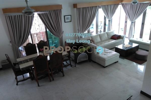 For Sale Bungalow at Amarin Kiara, Mont Kiara Freehold Semi Furnished 4R/5B 4.5m