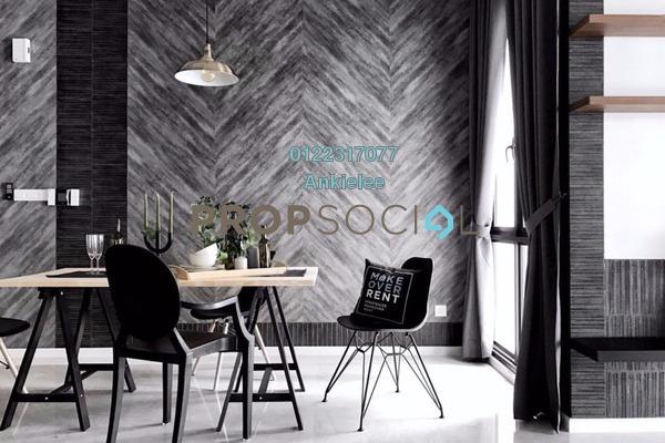 For Rent Condominium at Concerto Kiara, Dutamas Freehold Fully Furnished 3R/3B 4k