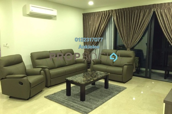 For Rent Condominium at Concerto Kiara, Dutamas Freehold Fully Furnished 3R/4B 4.5k