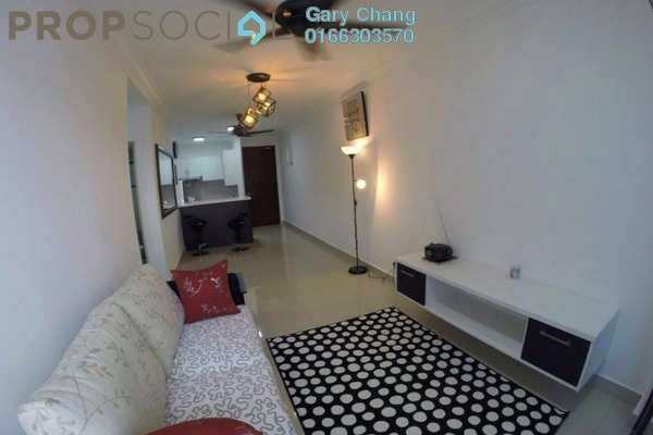 For Rent Condominium at Alam Sanjung, Shah Alam Freehold Fully Furnished 3R/2B 2k