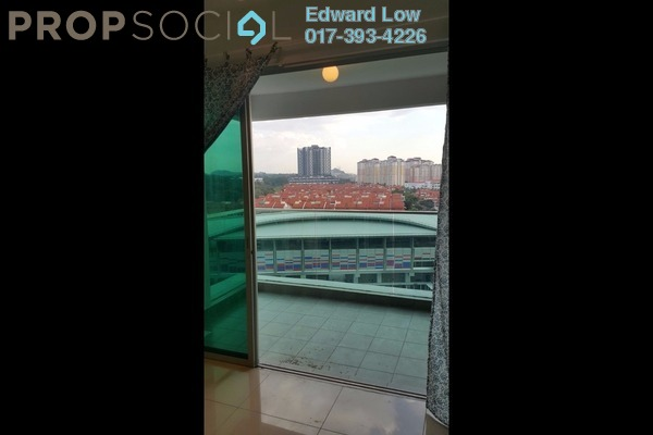 For Rent Condominium at Kiara Residence 2, Bukit Jalil Leasehold Semi Furnished 3R/2B 1.65k