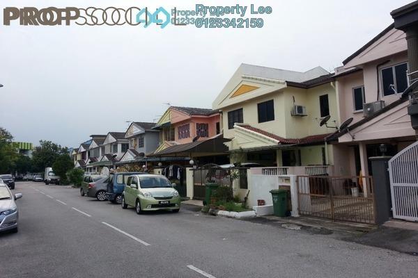 For Rent Terrace at Taman Mastiara, Jalan Ipoh Leasehold Semi Furnished 3R/2B 1.5k