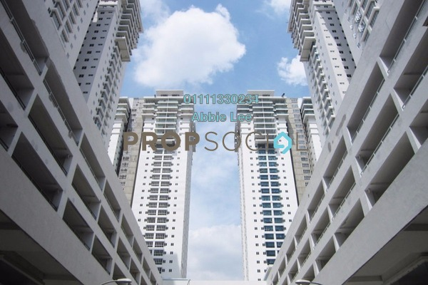For Rent Condominium at Maxim Citilights, Sentul Leasehold Fully Furnished 3R/2B 2.8k