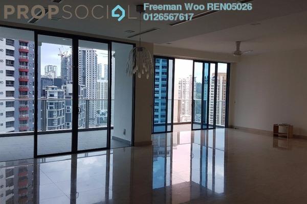 For Sale Condominium at 11 Mont Kiara, Mont Kiara Freehold Semi Furnished 3R/4B 2.17m