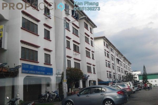 For Rent Apartment at Goodyear Court 10, UEP Subang Jaya Freehold Unfurnished 2R/1B 800translationmissing:en.pricing.unit
