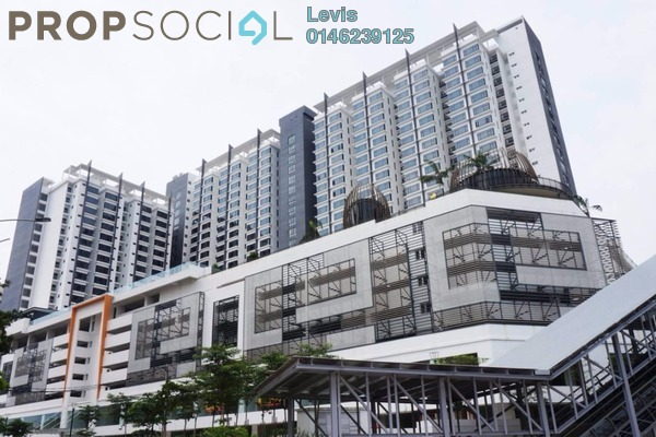 For Rent Condominium at Eve Suite, Ara Damansara Freehold Fully Furnished 1R/1B 1.9k