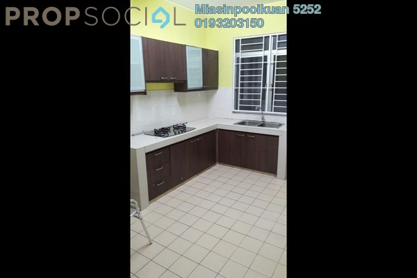 For Rent Condominium at Pearl Avenue, Bukit Tambun Freehold Semi Furnished 3R/2B 1.2k