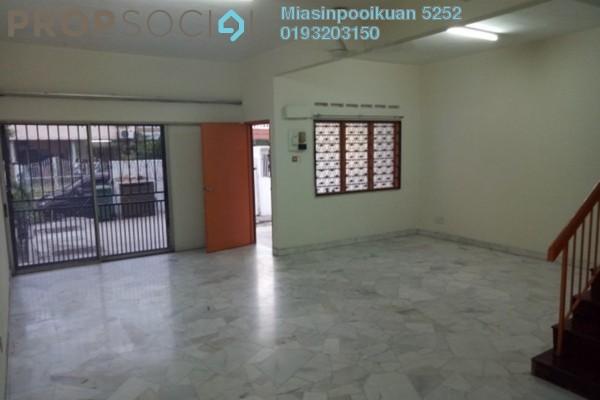 For Rent Terrace at Taman Angkasa, Old Klang Road Freehold Unfurnished 5R/3B 2.3k