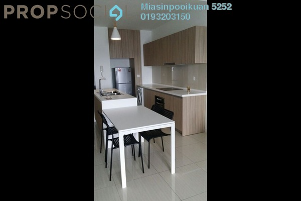 For Rent Serviced Residence at The Elements, Ampang Hilir Freehold Fully Furnished 1R/1B 1.6k