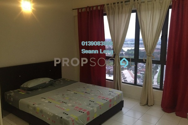For Rent Serviced Residence at Setia Walk, Pusat Bandar Puchong Freehold Fully Furnished 1R/1B 1.8k