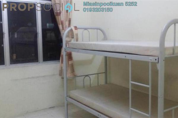 For Rent Condominium at De Centrum, Kajang Freehold Semi Furnished 3R/2B 1.9k
