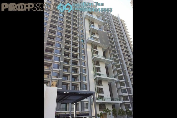 For Sale Condominium at Wellesley Residences, Butterworth Freehold Unfurnished 2R/2B 380k