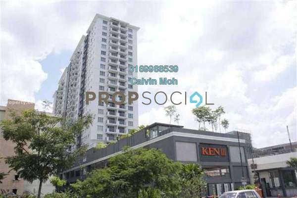 For Sale Condominium at Ken Damansara III, Petaling Jaya Freehold Fully Furnished 3R/2B 839k