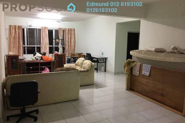 For Rent Condominium at Dataran Prima Condominium, Kelana Jaya Freehold Fully Furnished 3R/2B 2.1k