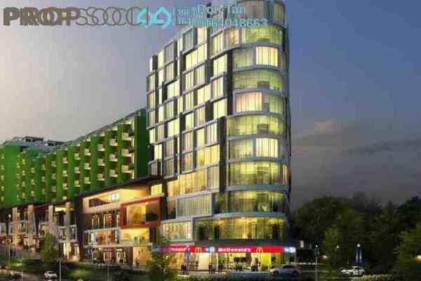 For Rent Office at Setia Tri-Angle, Sungai Ara Freehold Unfurnished 0R/0B 2k