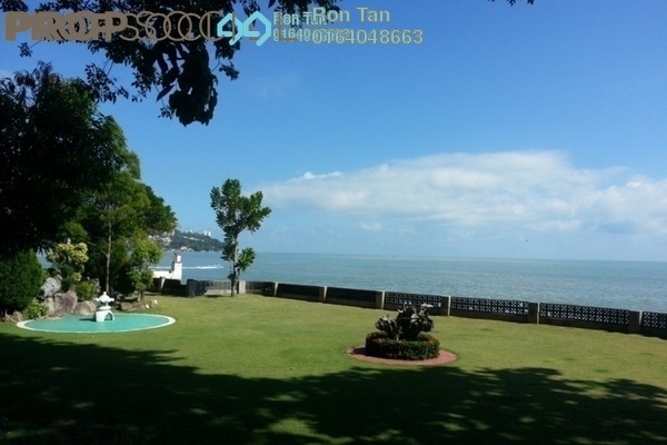For Sale Land at Tingkat Laut, Tanjung Bungah Freehold Unfurnished 0R/0B 98m