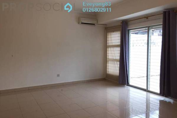 For Rent Townhouse at Taman Wahyu, Jalan Ipoh Leasehold Semi Furnished 3R/2B 1.6k