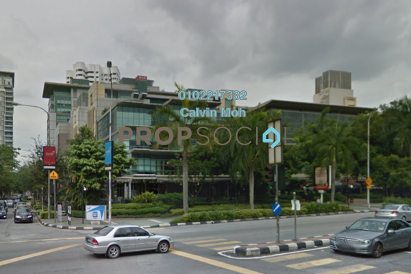 For Sale Land at Bukit Bandaraya, Bangsar Freehold Semi Furnished 6R/7B 12.8m