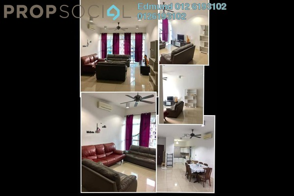 For Rent Condominium at Amaya Saujana, Saujana Freehold Fully Furnished 4R/2B 4k