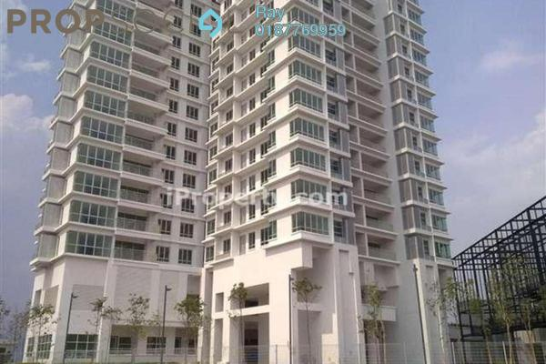 For Rent Condominium at Riana Green East, Wangsa Maju Leasehold Semi Furnished 2R/2B 2.1k