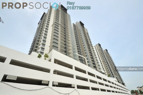 For Rent Condominium at Parc @ One South, Seri Kembangan Leasehold Fully Furnished 3R/2B 3k