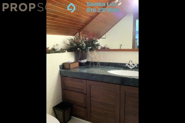 For Sale Semi-Detached at Jelutong Villa, Damansara Heights Freehold Semi Furnished 4R/5B 4.8m