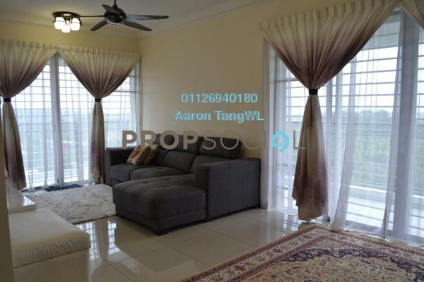 For Sale Condominium at One Damansara, Damansara Damai Leasehold Semi Furnished 4R/3B 550k