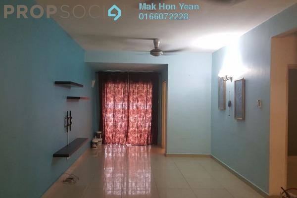 For Sale Condominium at Nilam Puri, Bandar Bukit Puchong Freehold Semi Furnished 3R/2B 378k