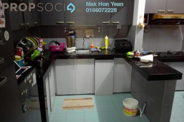 For Sale Apartment at Kenanga Apartment, Pusat Bandar Puchong Freehold Semi Furnished 3R/2B 398k