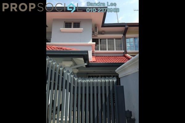 For Sale Terrace at BU10, Bandar Utama Freehold Semi Furnished 3R/3B 1.4m