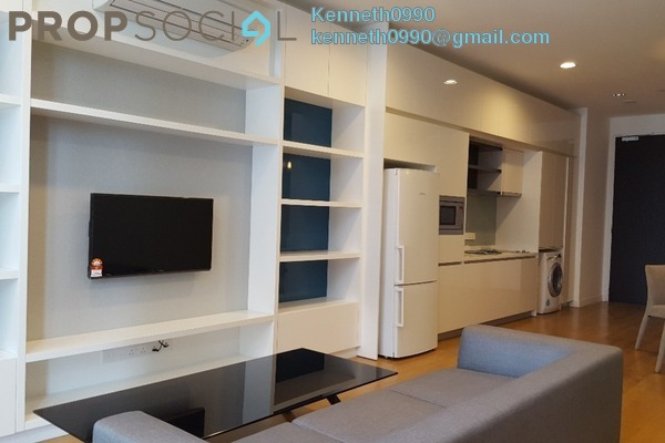 For Rent Serviced Residence at Platinum Suites, KLCC Freehold Fully Furnished 1R/1B 3.25k