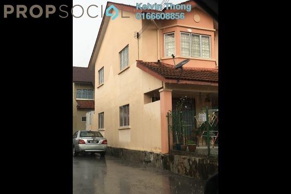 For Sale Terrace at Desa Coalfields, Sungai Buloh Freehold Semi Furnished 4R/3B 460k