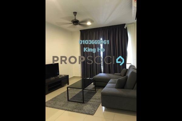 For Sale Condominium at Selayang 18, Selayang Leasehold Semi Furnished 3R/2B 540k