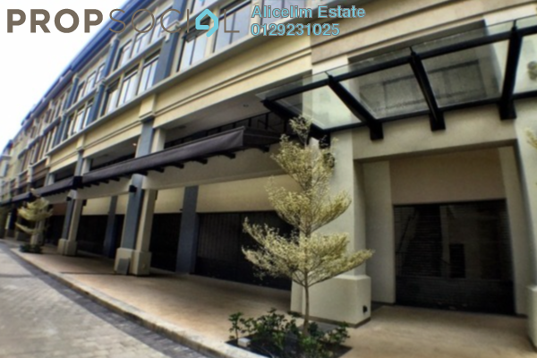 For Rent Shop at Plaza Arcadia, Desa ParkCity Freehold Unfurnished 0R/2B 30k