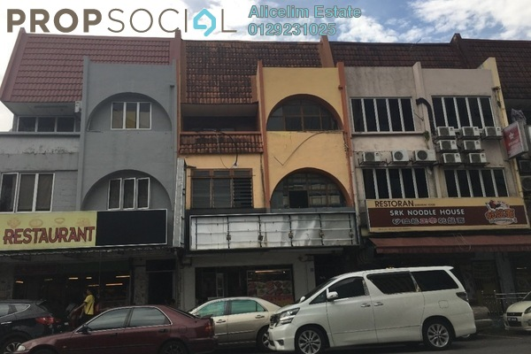 For Rent Shop at SS15, Subang Jaya Freehold Semi Furnished 0R/1B 5.2k
