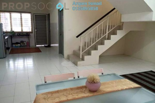 For Sale Terrace at Aquila @ Alam Sutera, Kuala Selangor Freehold Unfurnished 4R/3B 420k