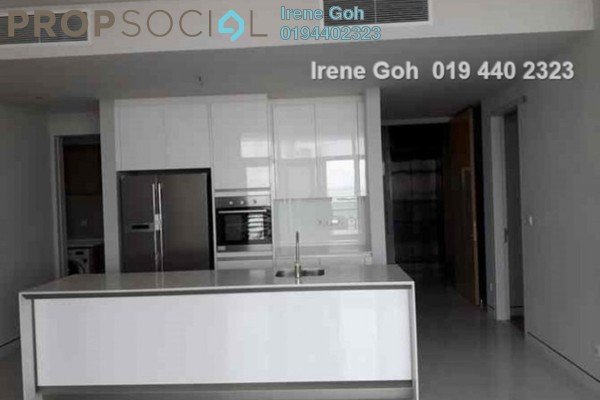 For Rent Serviced Residence at Moulmein Rise, Pulau Tikus Freehold Fully Furnished 0R/0B 7.5k